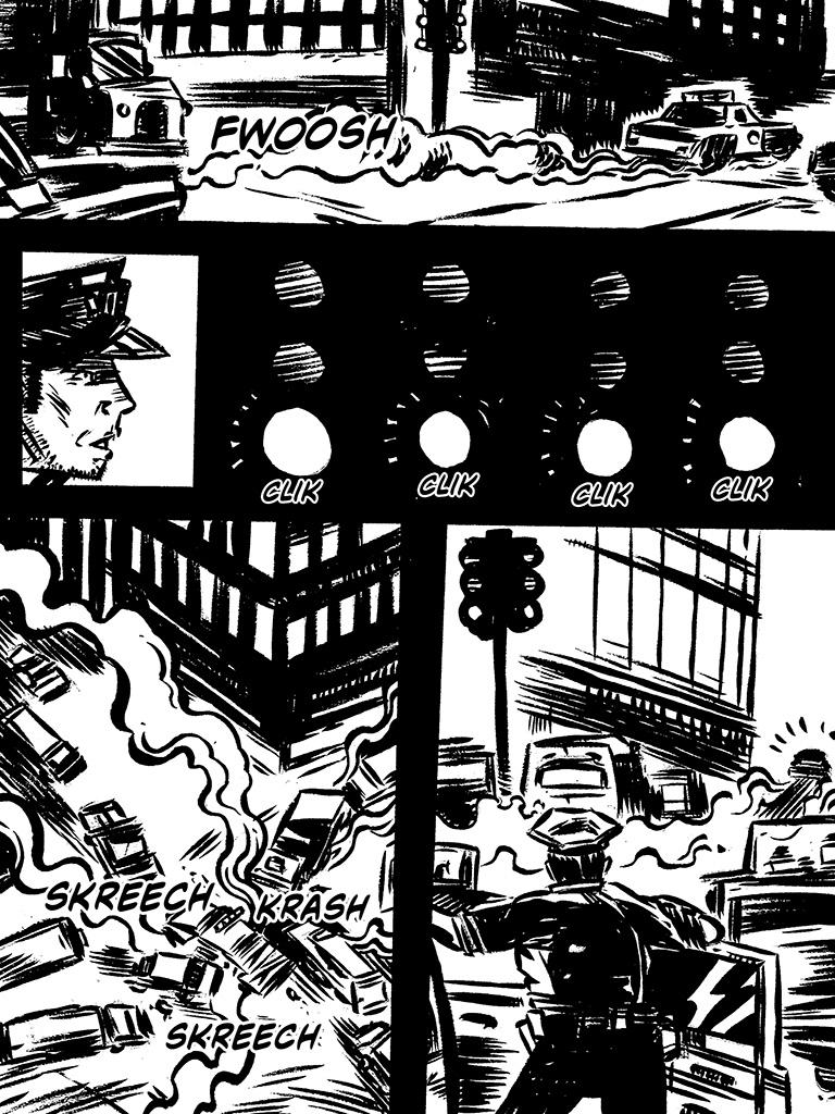 Hacktivity comic